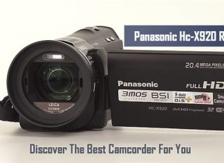 Featured Image - Panasonic Hc-X920