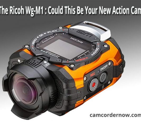 Ricoh-Wg-M1- Featured image