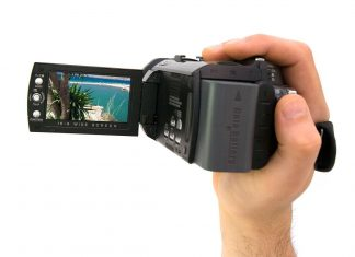 sony ax33 product review