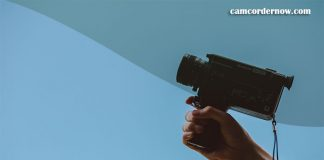 Featured Image - Camcorder facing upward