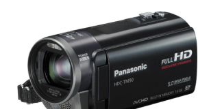 panasonic hdc-tm90