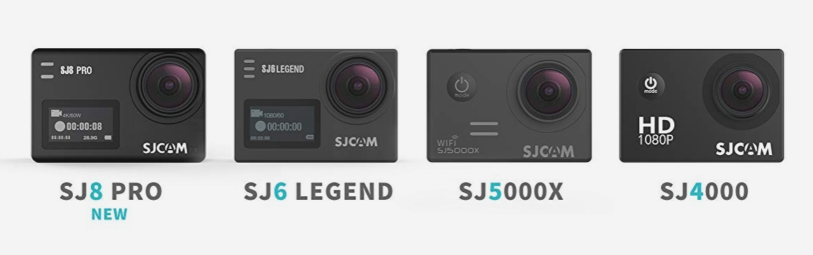 SJCAM featured images