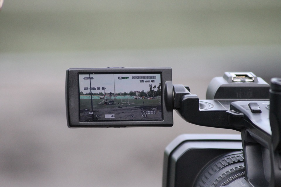 an image of how a camcorder work