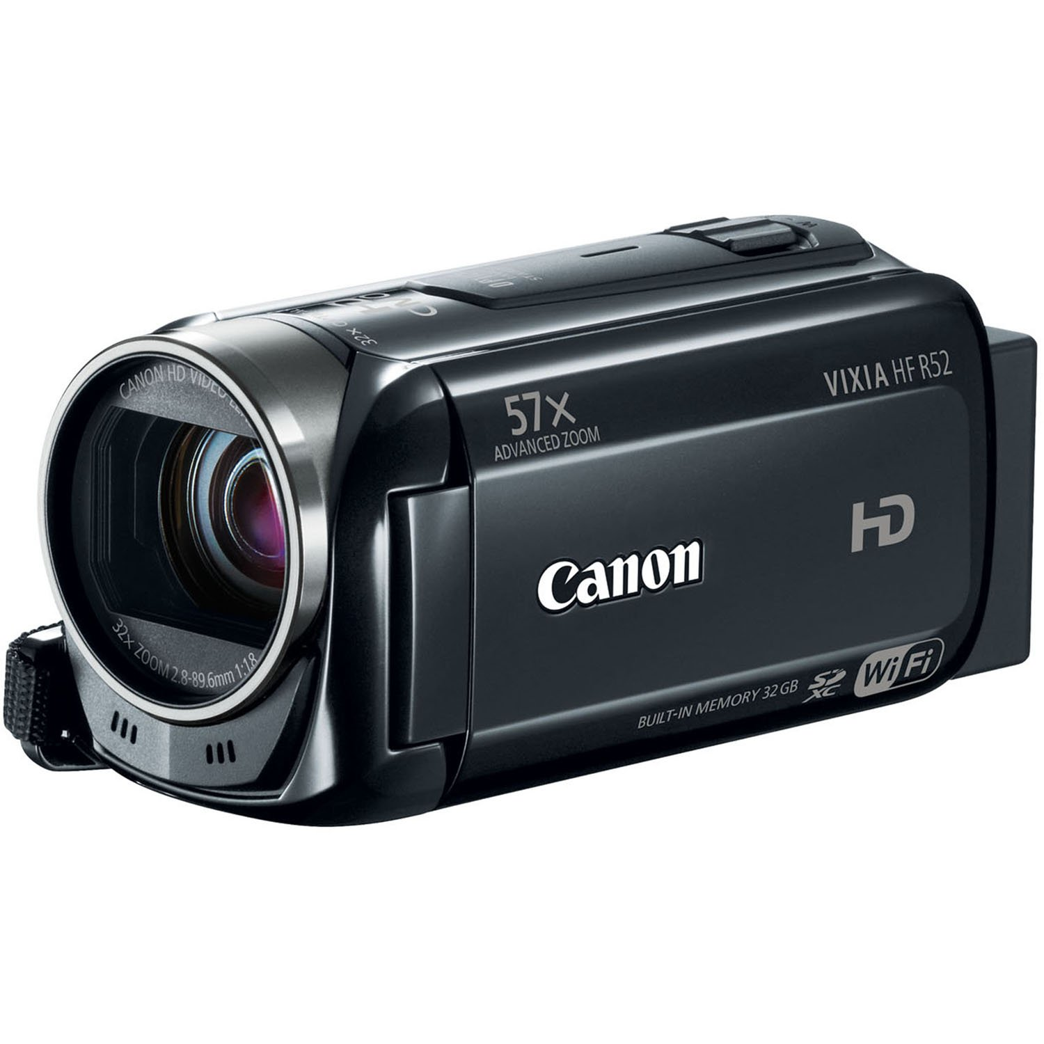 Canon VIXIA HF-R52 HD Digital Camcorder