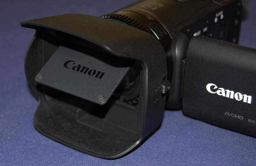 The Canon Vixia HF G20