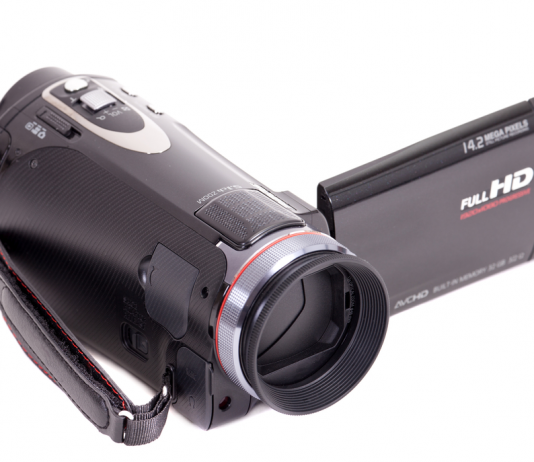 what is a camcorder