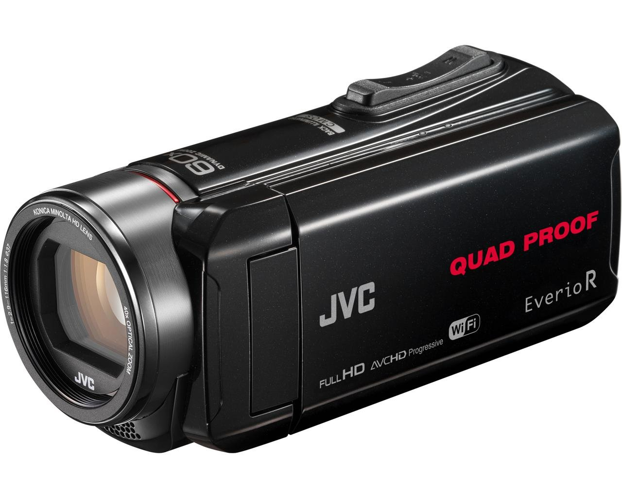 JVC GZ-RX645BEK Quad Proof Full HD Camcorder panasonic hc-x1000 review